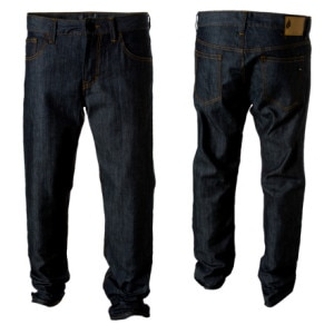 Quiksilver Alex Olson Denim Pant - Mens