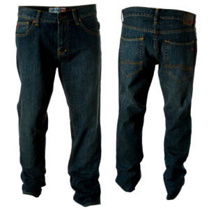 Quiksilver Sequel Denim Pant - Mens