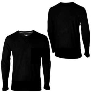 Quiksilver Snit Crew Shirt - Long-Sleeve - Mens