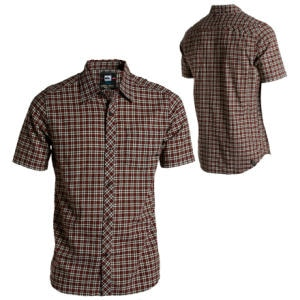 Quiksilver Aligned Shirt - Short-Sleeve - Mens