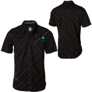 Quiksilver Apex Shirt - Short-Sleeve - Mens