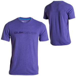 Quiksilver Omni Slim T-Shirt - Short-Sleeve - Mens