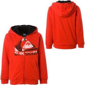 Quiksilver Anderson Full-Zip Hooded Sweatshirt - Little Boys