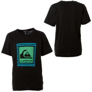 Quiksilver Square One  T-Shirt - Short-Sleeve - Boys
