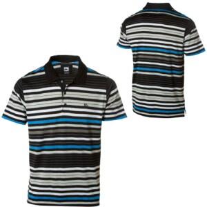 Quiksilver Beat Street Polo Shirt - Short-Sleeve - Mens