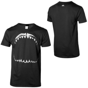 Quiksilver Jaws T-Shirt - Short-Sleeve - Mens