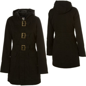 Roxy Arctic Long Jacket - Womens