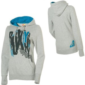 Roxy Jazzy Pullover Hooded Sweatshirt - Womens