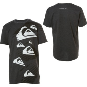 Quiksilver All Star slim-Fit T-Shirt - Short-Sleeve - Mens