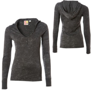Roxy For Sure Hooded Pullover Sweatshirt - Womens