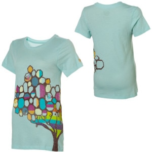 Roxy Robyn Organic T-Shirt - Short-Sleeve - Womens