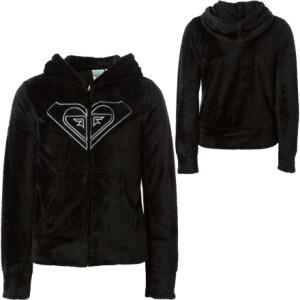 Roxy Snowball Full-Zip Hooded Sweatshirt - Girls