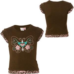 Roxy GDay Mate T-Shirt - Short-Sleeve - Little Girls