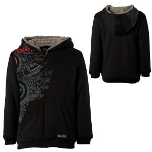 Quiksilver Frantic Full-Zip Hooded Sweatshirt - Boys