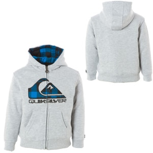 Quiksilver Hatchet Full-Zip Hooded Sweatshirt - Little Boys