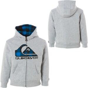 Quiksilver Hatchet Full-Zip Hooded Sweatshirt - Infant Boys