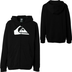 Quiksilver Mountain Wave Full-Zip Hooded Sweatshirt - Boys
