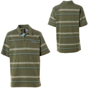 Quiksilver Liam Polo Shirt - Short-Sleeve - Little Boys