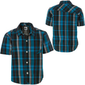 Quiksilver Evans Shirt - Short-Sleeve - Boys