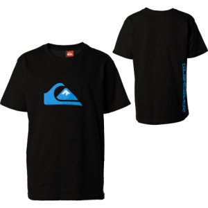 Quiksilver Mountain Wave 2 T-Shirt - Short-Sleeve - Boys