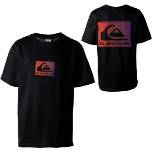 Quiksilver Back Burner T-Shirt - Short-Sleeve - Boys