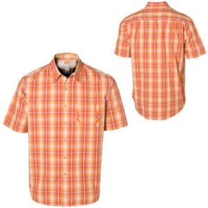 QuikSilver Edition Patarra Beach Short-Sleeve Shirt - Mens