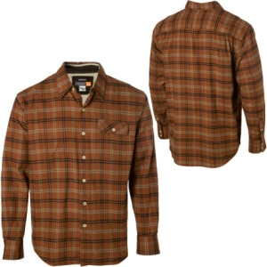 QuikSilver Edition Manchester Flannel Shirt - Long -Sleeve - Mens