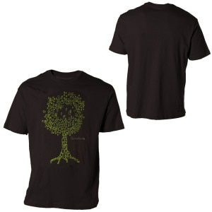 QuikSilver Edition Roots Organic T-Shirt - Short-Sleeve - Mens