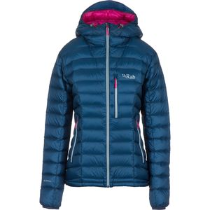 Rab Continuum Hooded Down Jacket - Women's