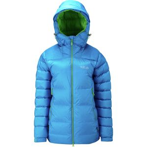Rab Positron Hooded Down Jacket - Women's