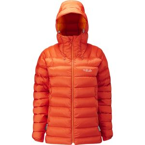Rab Electron Hooded Down Jacket - Women's