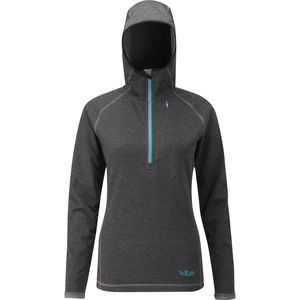 Rab Nucleus Hooded Fleece Jacket - Women's