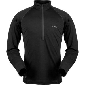 Rab MeCo 165 Zip Top - Men's