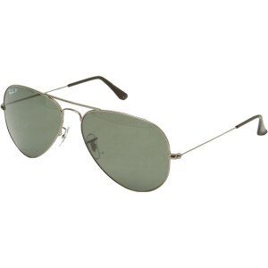 Ray-Ban Aviator Large Metal Sunglasses - Polarized