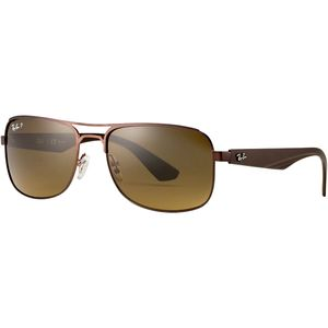 Ray-Ban RB3524 Sunglasses - Polarized
