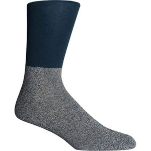 Richer Poorer Troubadour Sock