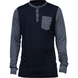 Ride Denny Henley Top - Men's