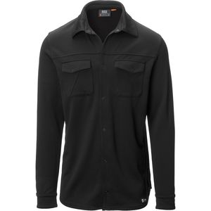 Ride Meadowbrook Bonded Snap-Up Shirt - Long-Sleeve - Men's