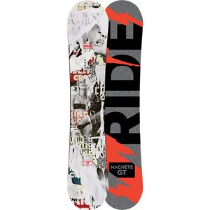 Ride Machete GT Snowboard - Wide