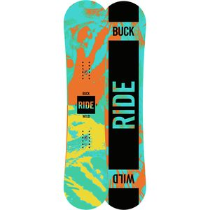 Ride Lil' Buck Snowboard - Kids'