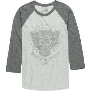 Ride Fearless Baseball Tee - Men's