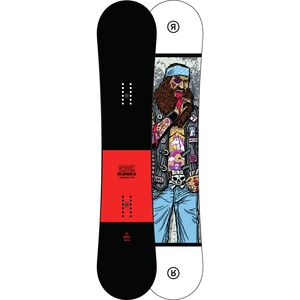 Ride Crook Snowboard - Wide