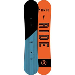 Ride Manic Snowboard - Wide