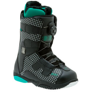 Ride Sash Boa Coiler Snowboard Boot Womens