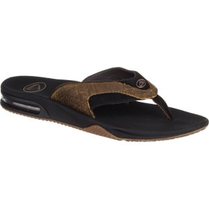 Reef Leather Fanning Sandal - Men's