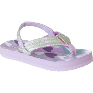 Reef Little Ahi Stars Sandals - Girls'