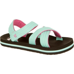 Reef Little Ahi Romper Sandal - Little Girls'