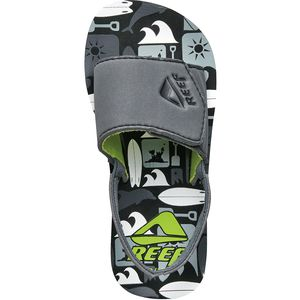 Reef Grom Ahi Slide Sandal - Little Boys'