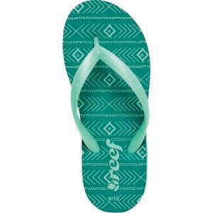 Reef Little Chakras Prints Sandal - Girls'