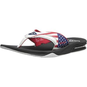Reef Fanning Stars & Stripes 2 Flip Flop - Men's